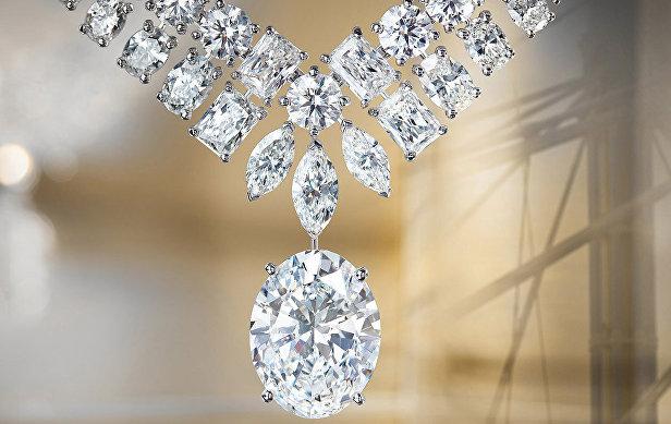 De Beers украшение бриллианты