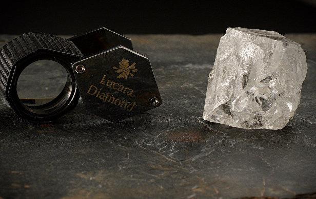 алмаз Lucara Diamond Ботсвана